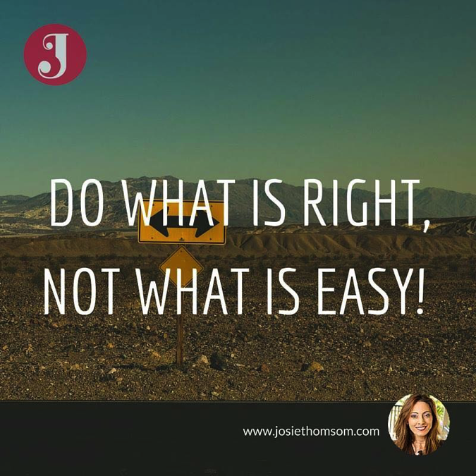 do-what-is-right