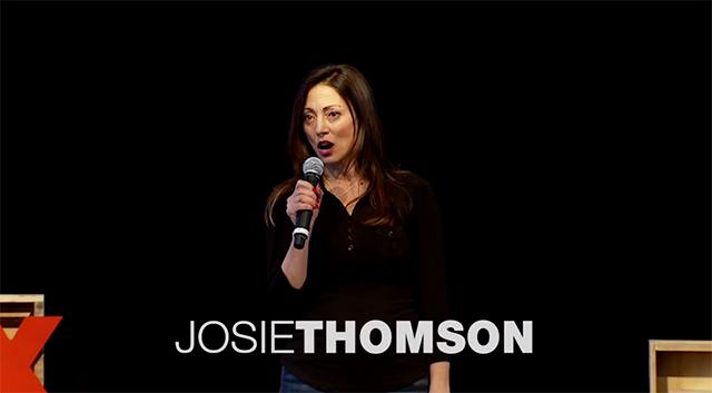 JosieThomson-TEDx