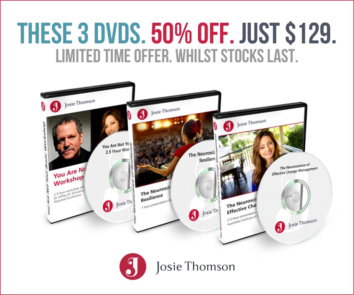 DVD Triple Pack
